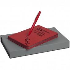 """Подарочный набор ежедневник и ручка """"Palermo"""" с гравировкой"""
