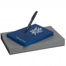 """Подарочный набор ежедневник и ручка """"Oristano"""" с гравировкой"""