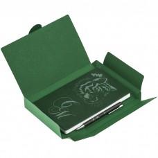 """Подарочный набор ежедневник с ручкой """"Fermo"""" с гравировкой"""