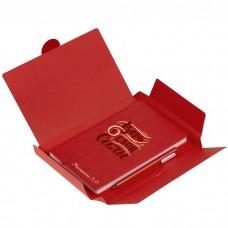 """Подарочный набор ежедневник с ручкой """"Molise"""" с гравировкой"""